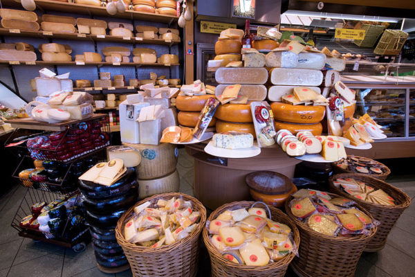 Cheese Fermentation and its Details